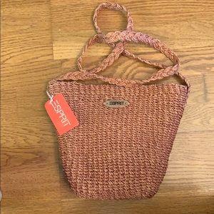 Esprit Pink Shoulder Bag